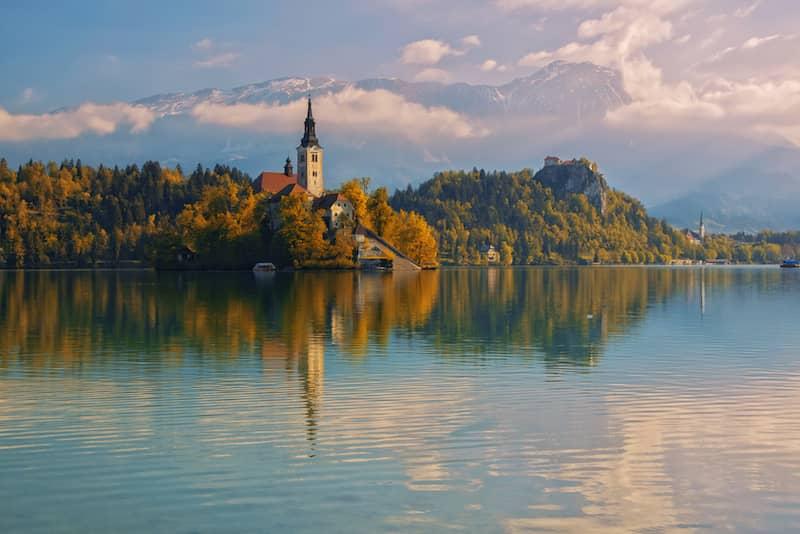 Bled Slovenya