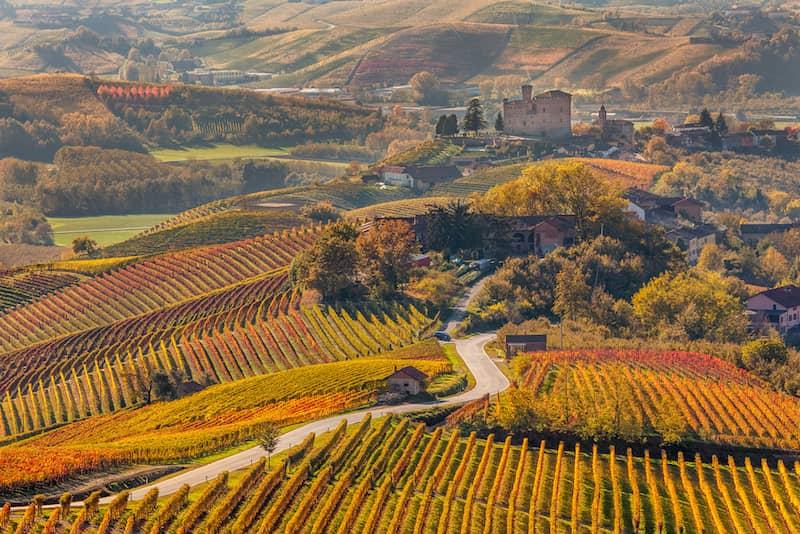 Piyemonte İtalya