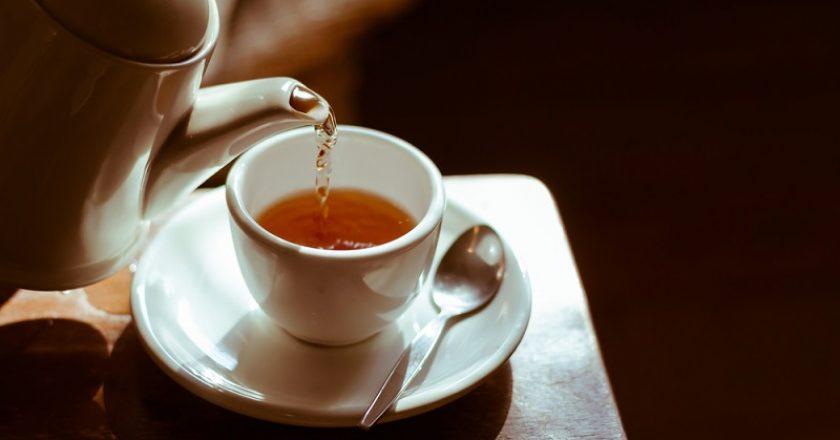 Evde Çay Keyfi