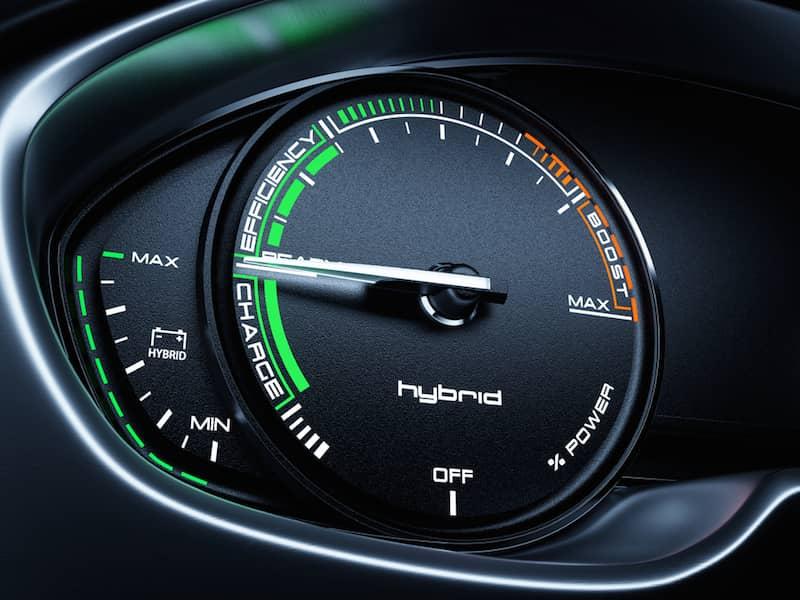 Hibrit Otomobil