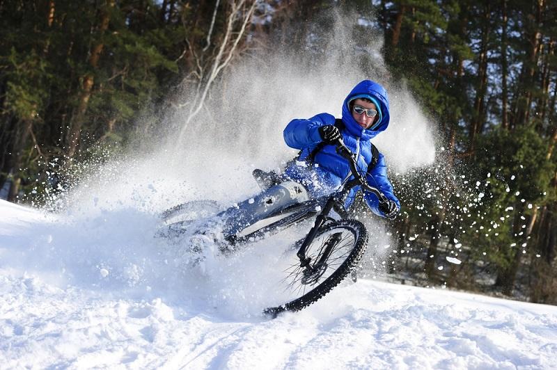 Kış Sporları Bisiklet