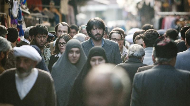 Oscar Ödüllü Filmler Argo