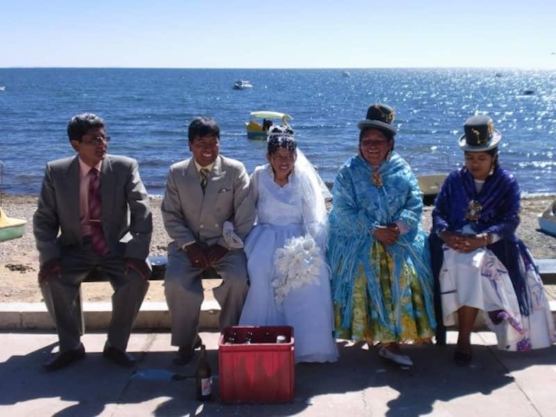 Bolivya düğün