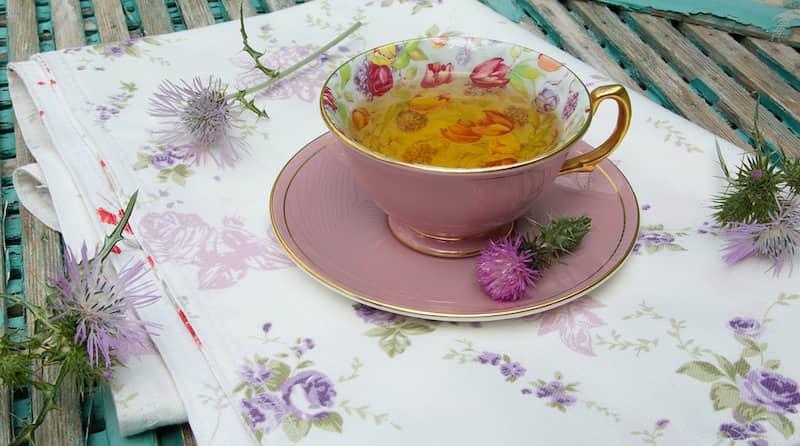 Şevket otu çayı