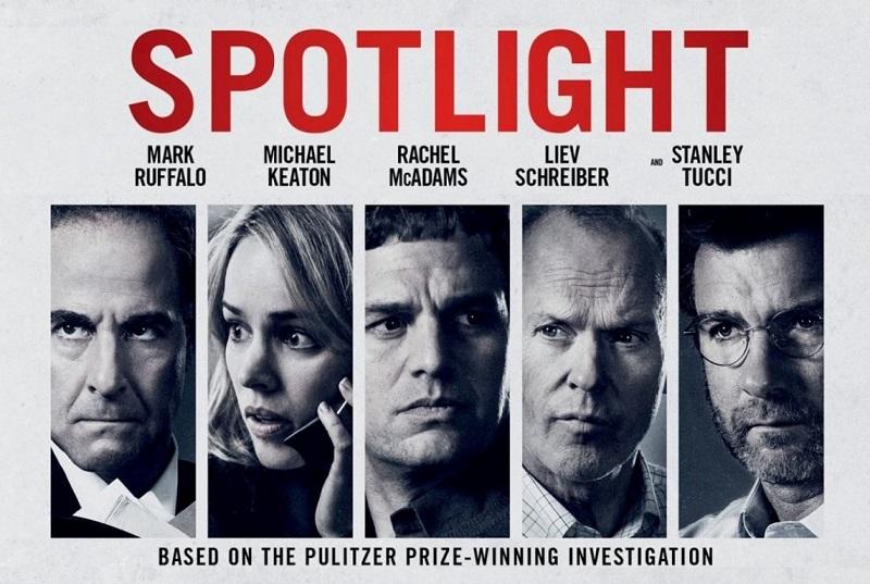 Oscar Ödüllü Filmler Spotlight