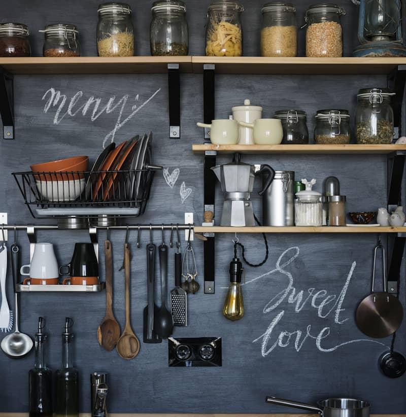 Boş Oda Dekorasyonu Mutfak