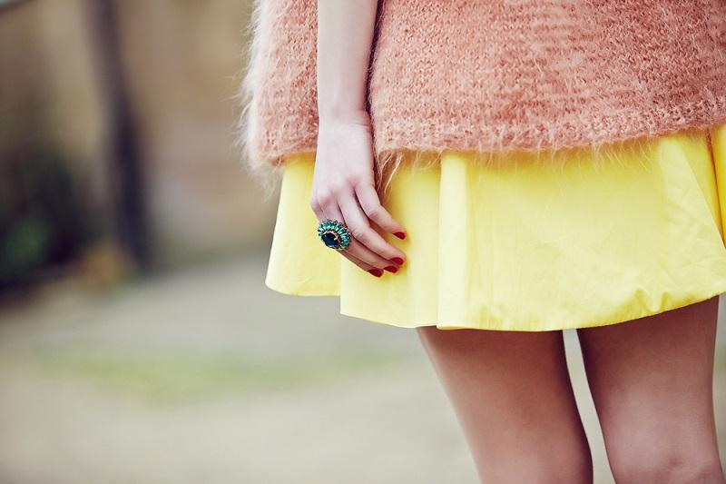 Yazlık Elbise Kazak