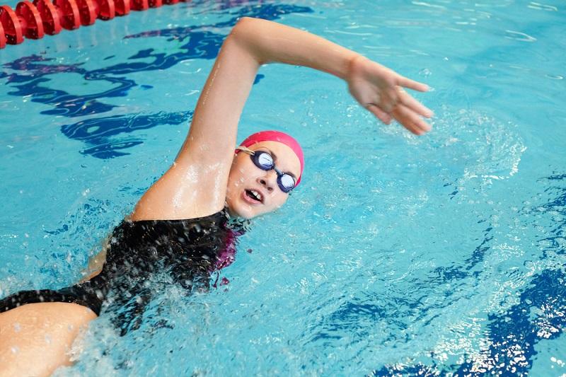 Yüzme Teknikleri Serbest