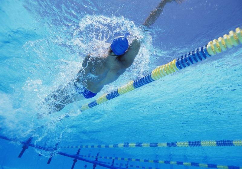 Yüzme Teknikleri Sırt Üstü