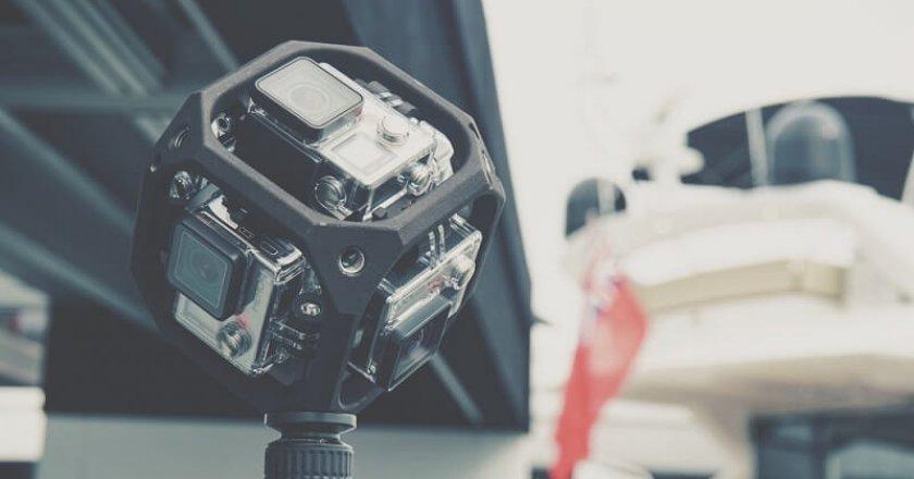 360 Derece Video