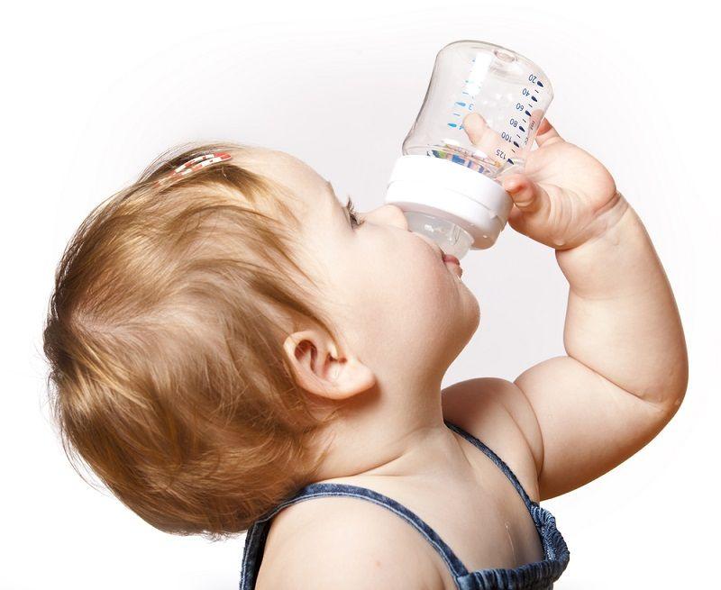 8 Aylık Bebek Beslenmesi Sıvı