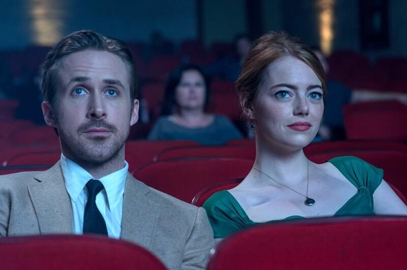Oscar Emma Stone Ryan Gosling