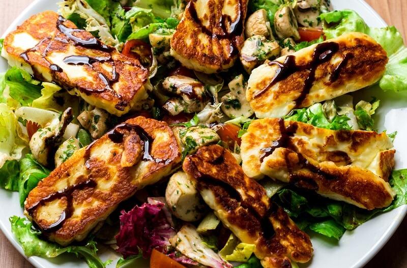 Salata Tarifleri Hellim