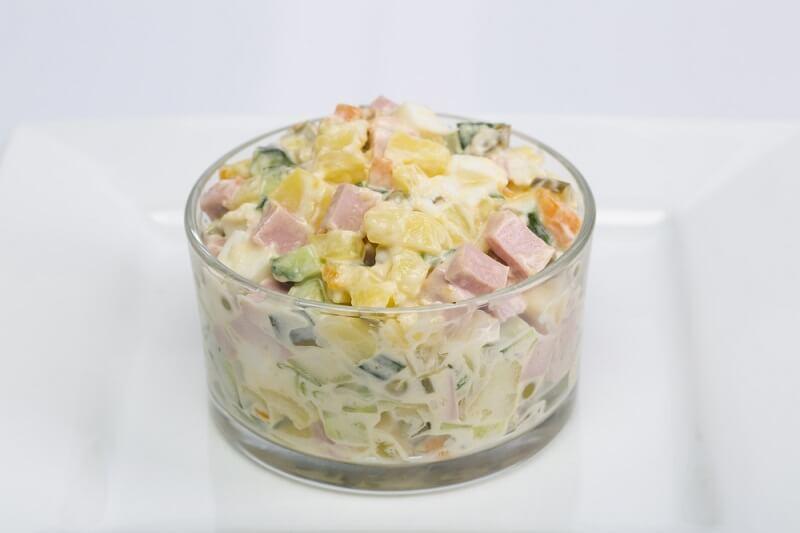 Salata Tarifleri Rus