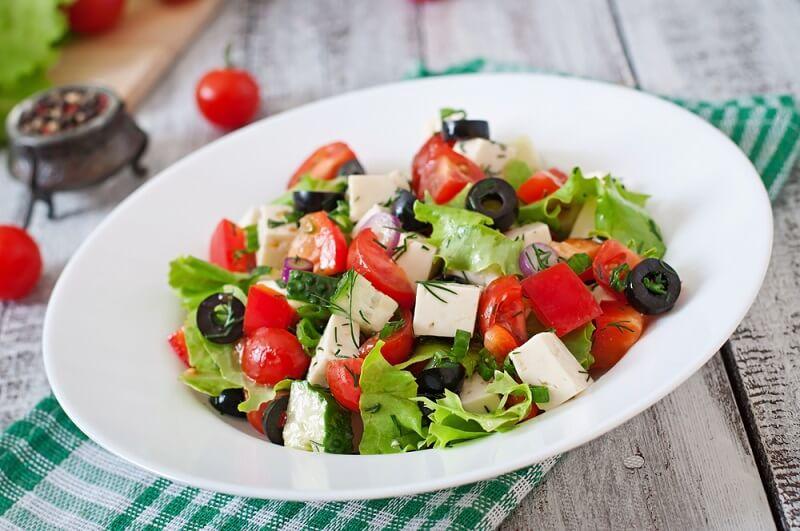 Salata Tarifleri Yunan