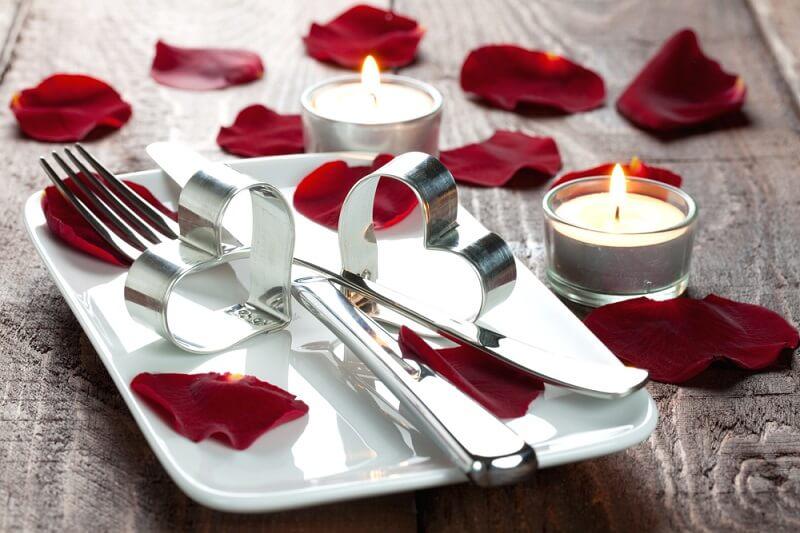 Sevgililer Günü Dekorasyon