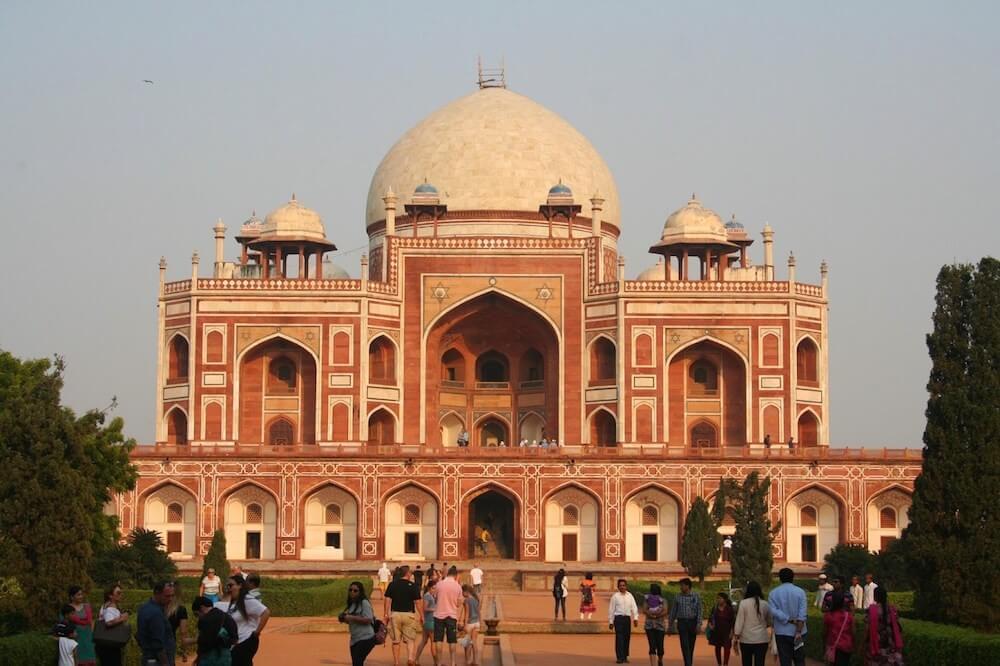 Yeni Delhi Hümayun