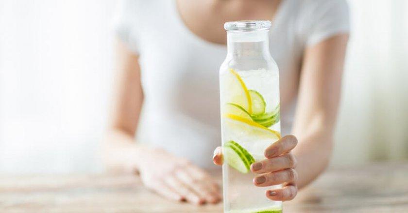 Limonlu Su