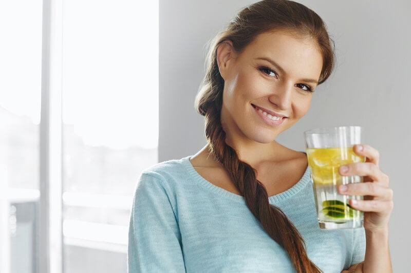 Limonlu Su Arındırma
