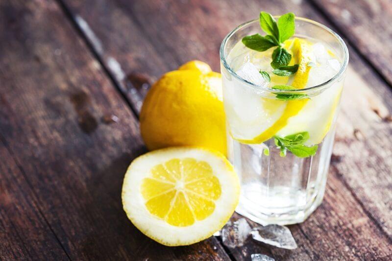 Limonlu Su Bağışıklık