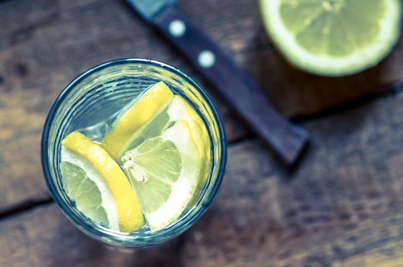 Limonlu Su Viral Enfeksiyon