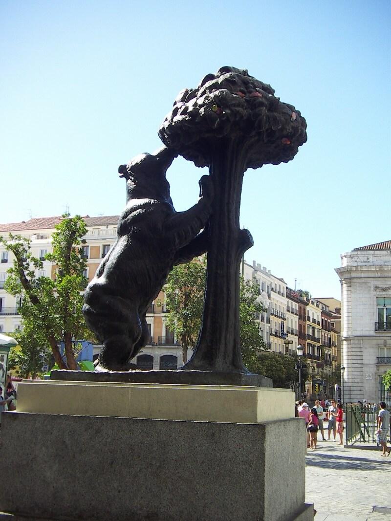 Madrid Heykel
