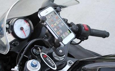 Motosiklet Aksesuarları Telefon Tutucu