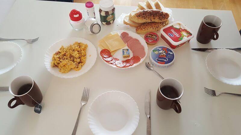 Üsküp Kahvaltı