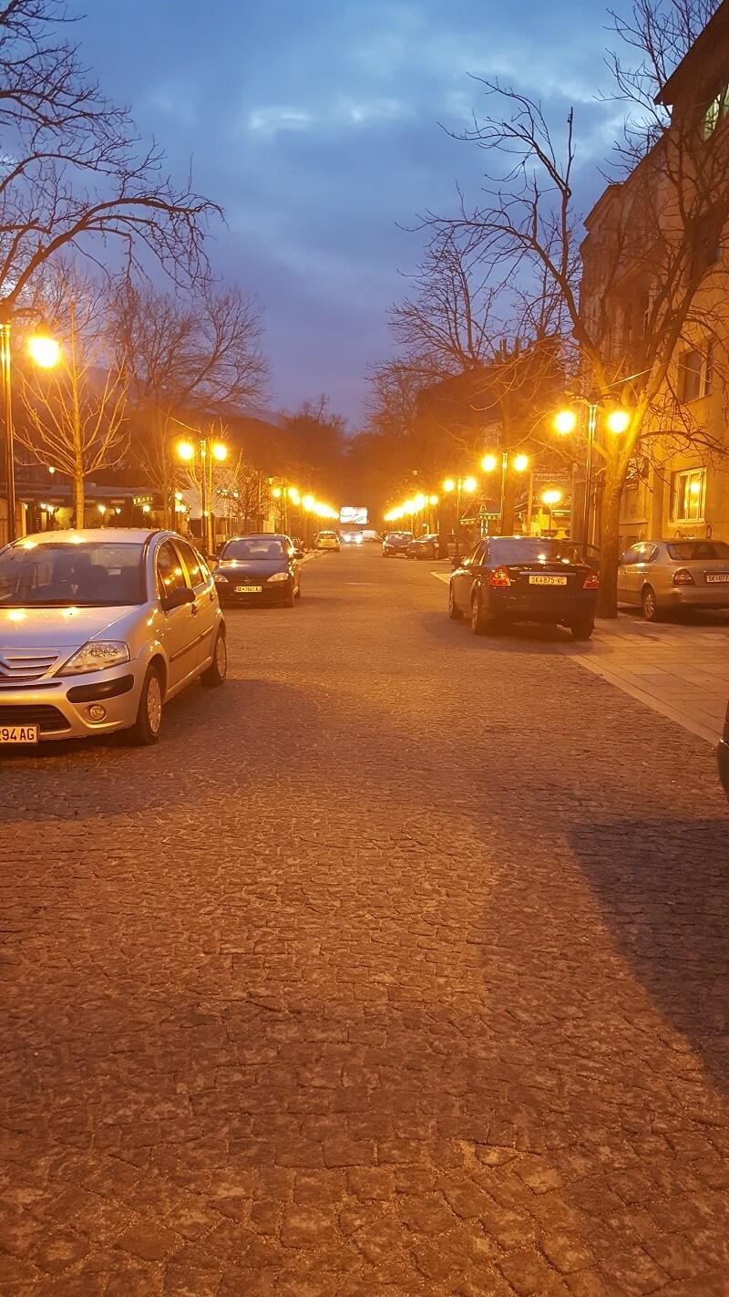 Üsküp Sokakları