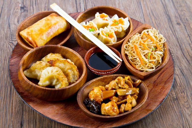 Dünya Mutfağı Çin