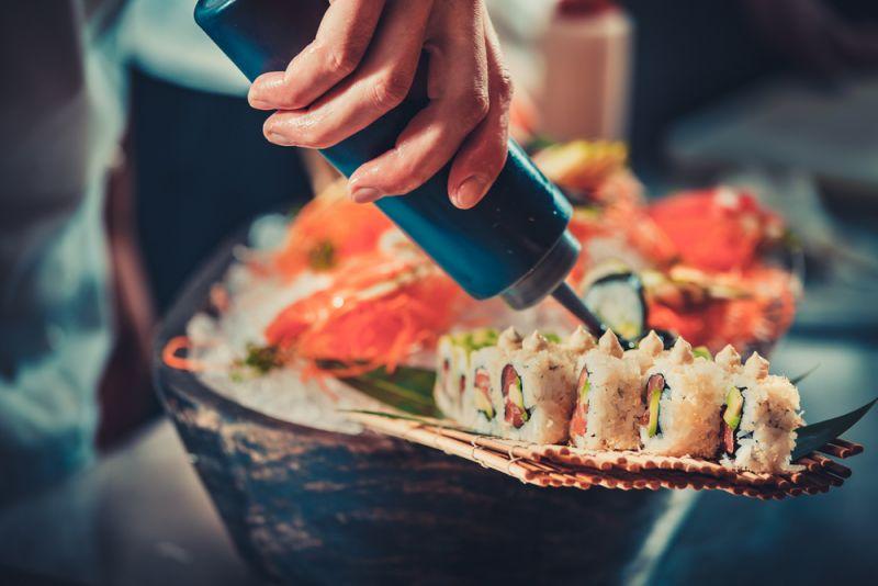 Dünya Mutfağı Japon