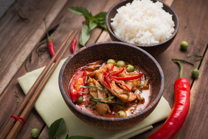 Dünya Mutfağı Tayland