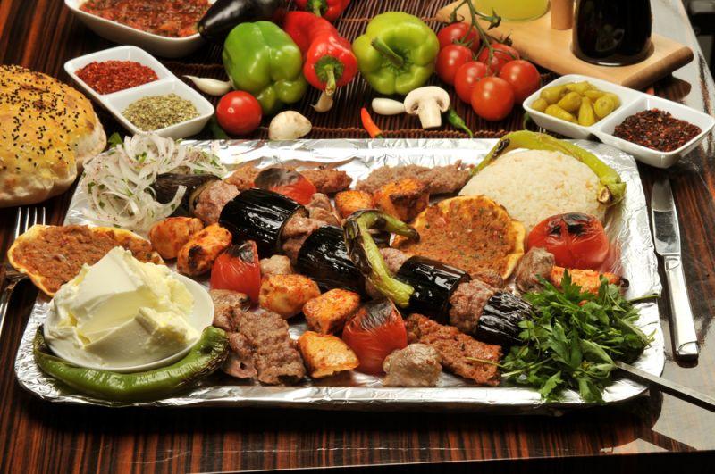 Dünya Mutfağı Türk