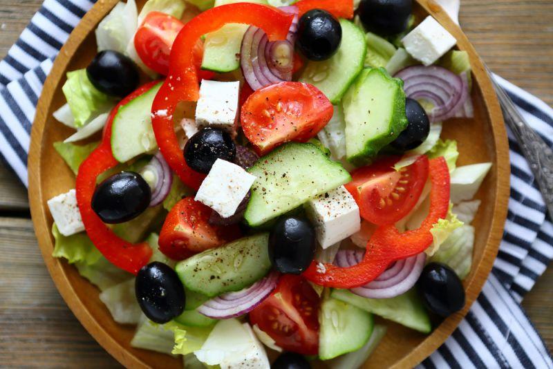 Dünya Mutfağı Yunan