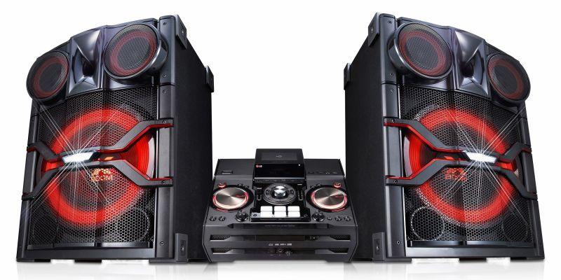 Ses Sistemleri LG CM9740