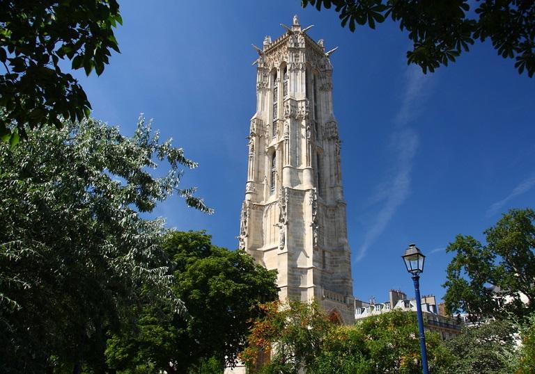 Paris Tour Saint Jaques