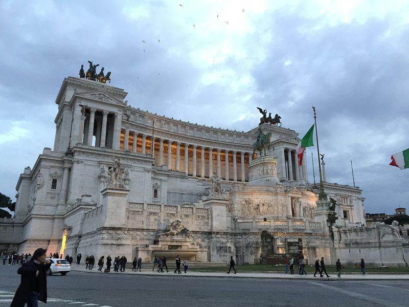 Venezia Roma