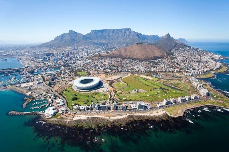 Yurt Dışı Cape Town