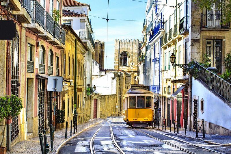 Yurt Dışı Lizbon