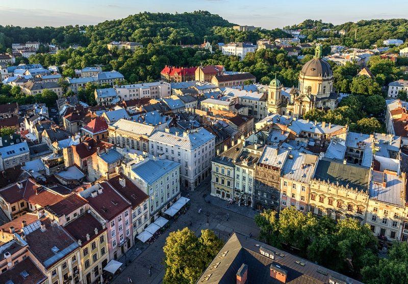 Yurt Dışı Lviv