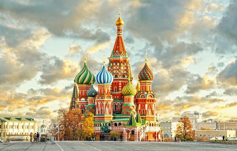 Yurt Dışı Moskova