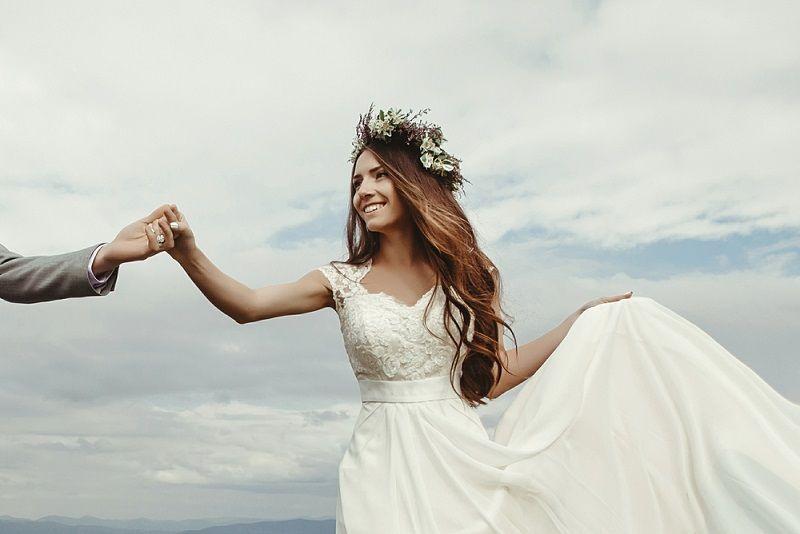 Düğün Fotoğrafı Elbise