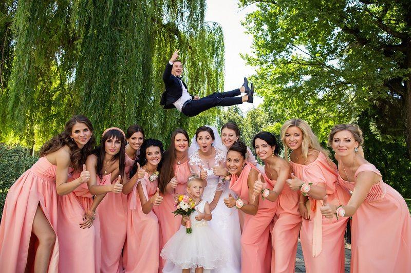 Düğün Fotoğrafı Gelin ve Damat