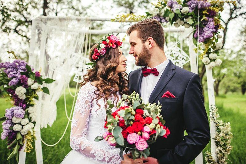 Düğün Fotoğrafı Çift