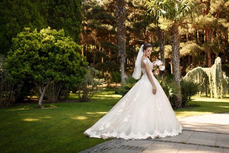 Düğün Fotoğrafı Gelinlik