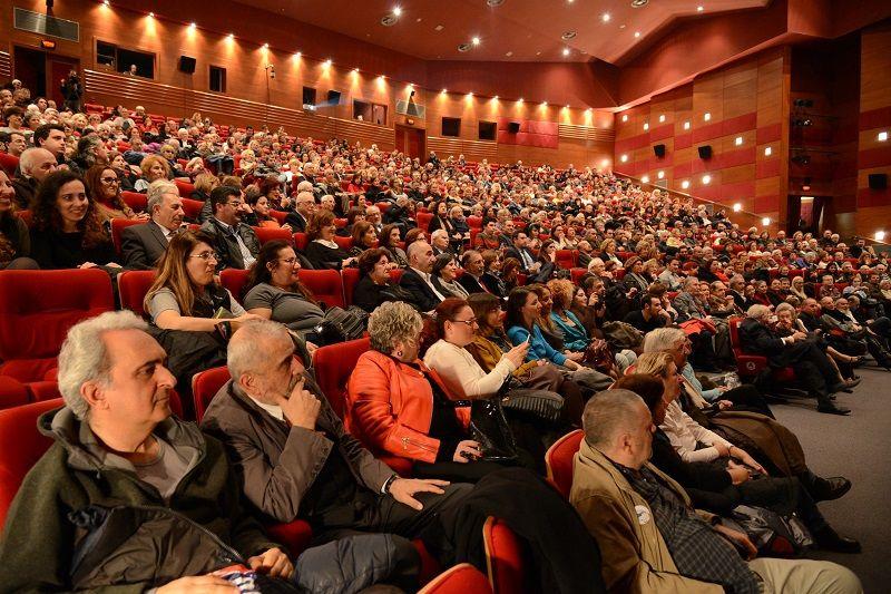 En İyi Tiyatro Sahneleri İstanbul Haldun Taner