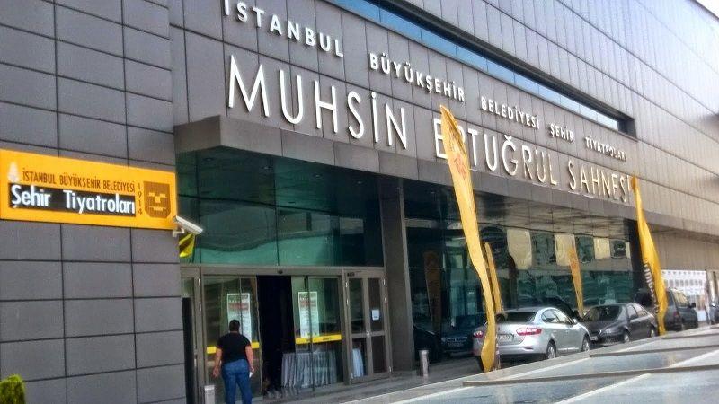 En İyi Tiyatro Sahneleri İstanbul Muhsin Ertuğrul Sahnesi