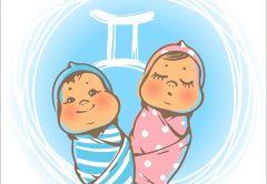 İkizler Burcu Bebeği