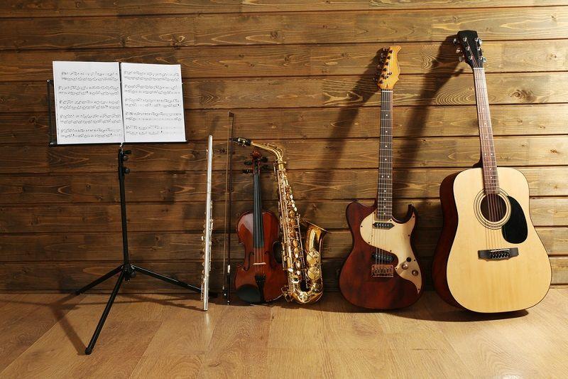 Müzik Türleri Enstrumental