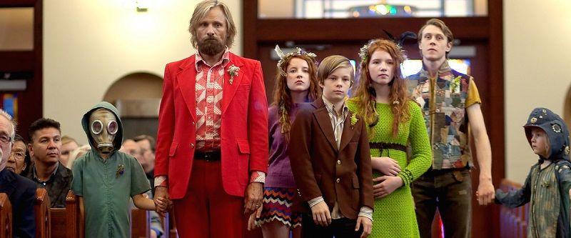 Babalar Günü Filmi Captain Fantastic